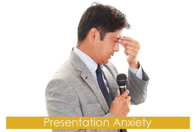 اضطراب ارائه مطلب