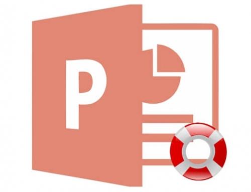 حرفه ای باشیم: بازیابی فایل های پاورپوینت
