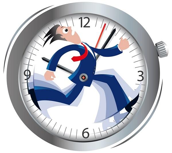 عدم مدیریت زمان در ارائه مطلب