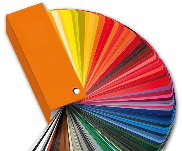 انتخاب رنگ مناسب طراحی پاورپوینت